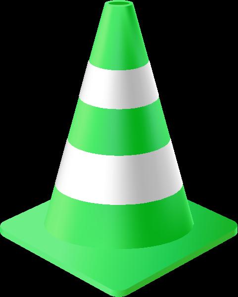 traffic_cone_light_green